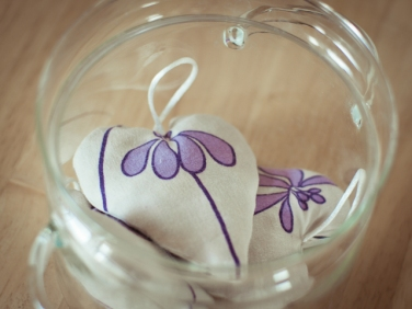 Hearts in the jar