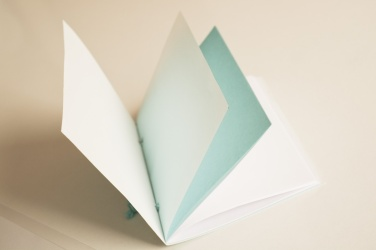 ... have tracing paper inside and special blue page as well.